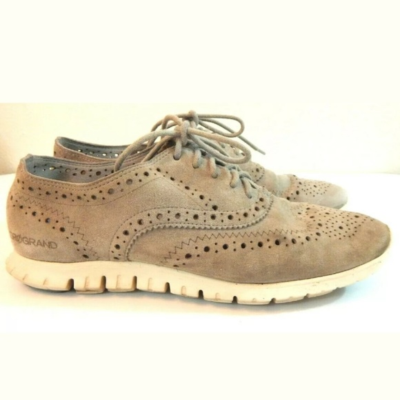 8bb5f4fcaf Cole Haan Shoes | Womens Zerogrand Wingtip | Poshmark